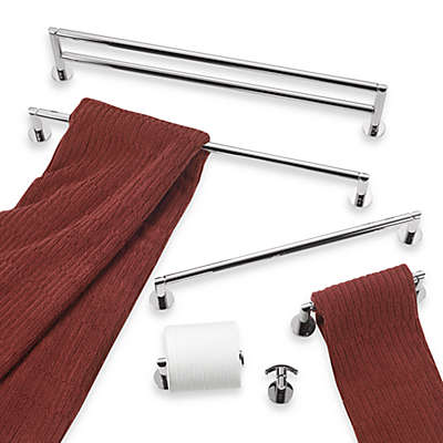 Ginger® Sine® Chrome Bath Hardware