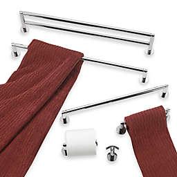 Ginger® Sine® Chrome Bath Hardware
