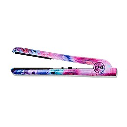 Eva NYC Healthy Heat Ceramic Styling Iron in Floral