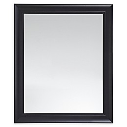 Martha Stewart Jefferson 34-Inch x 28-Inch Rectangle Accent Mirror