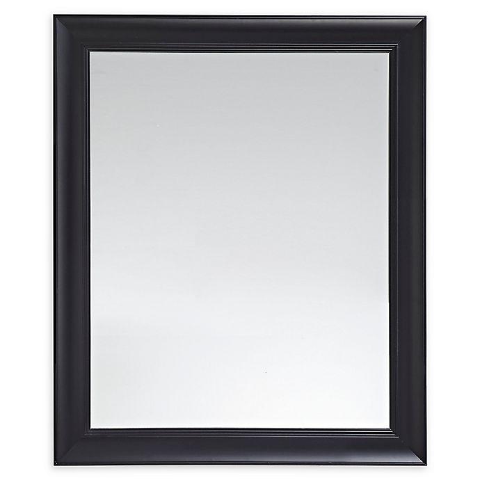 Alternate image 1 for Martha Stewart Jefferson 34-Inch x 28-Inch Rectangle Accent Mirror