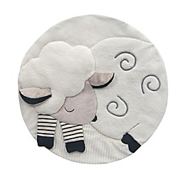 Lambs & Ivy® Sheep Play Mat in White