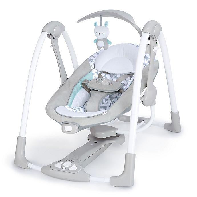 Alternate image 1 for Ingenuity™ConvertMe™ RaylanSwing-2-Seat™