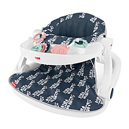 Fisher-Price® Navy Garden Sit-Me-Up Floor Seat