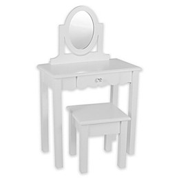 Décor Therapy Vivian 2-Piece Vanity Set