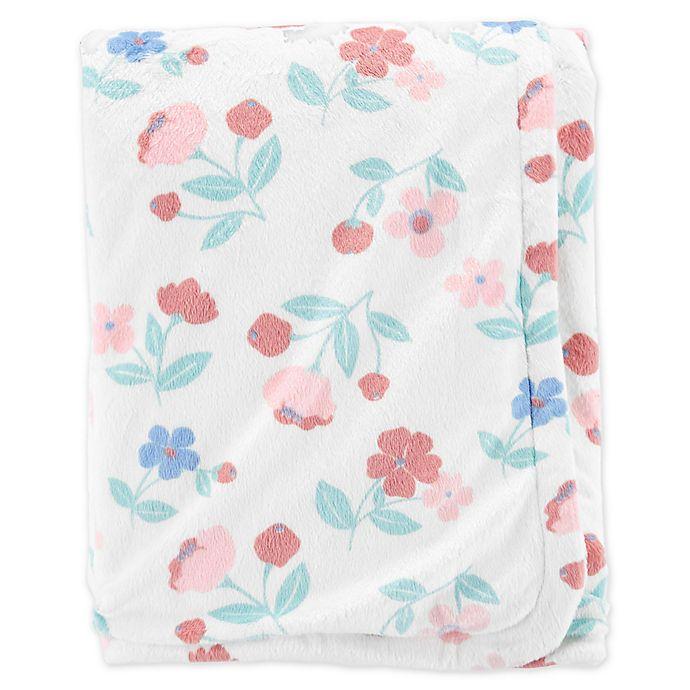 Alternate image 1 for carter's® Velboa Plush Blanket