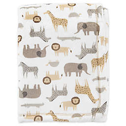 carter's® Zoo Velboa Plush Blanket