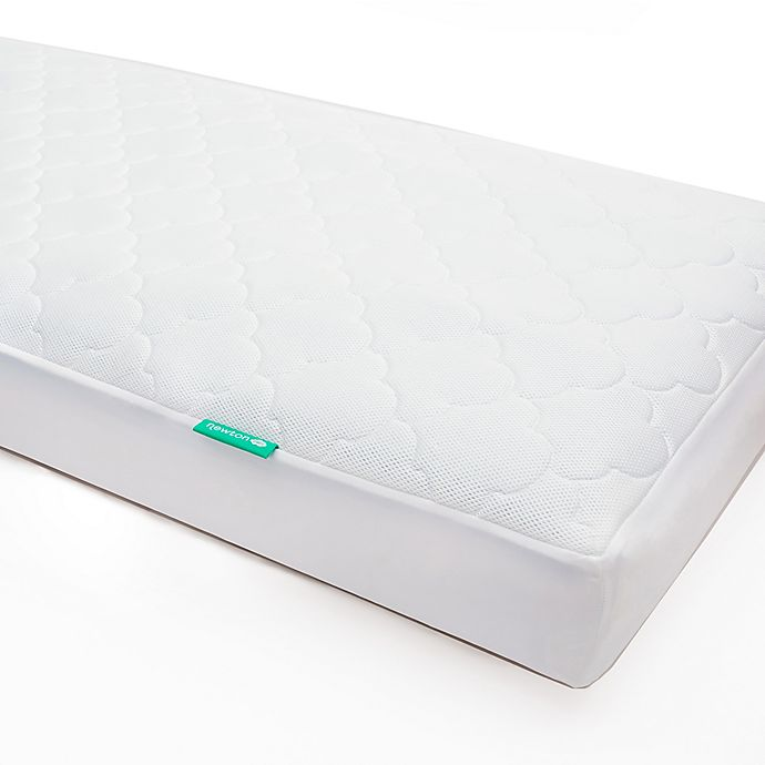 Alternate image 1 for Newton Baby® Breathable Crib Mattress Pad in White
