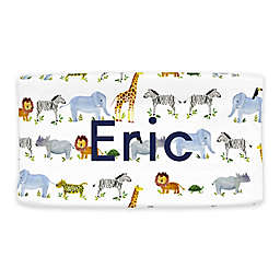 Carousel Designs® Painted Zoo Changing Pad Cover