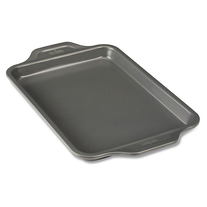 Alternate image 1 for All-Clad Pro-Release Bakeware Nonstick 13-Inch x 9-Inch Quarter Sheet