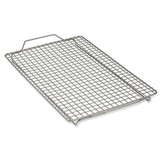Alternate image 1 for All-Clad Pro-Release Bakeware Nonstick 11-Inch x 16.5-Inch Cooling and Baking Rack
