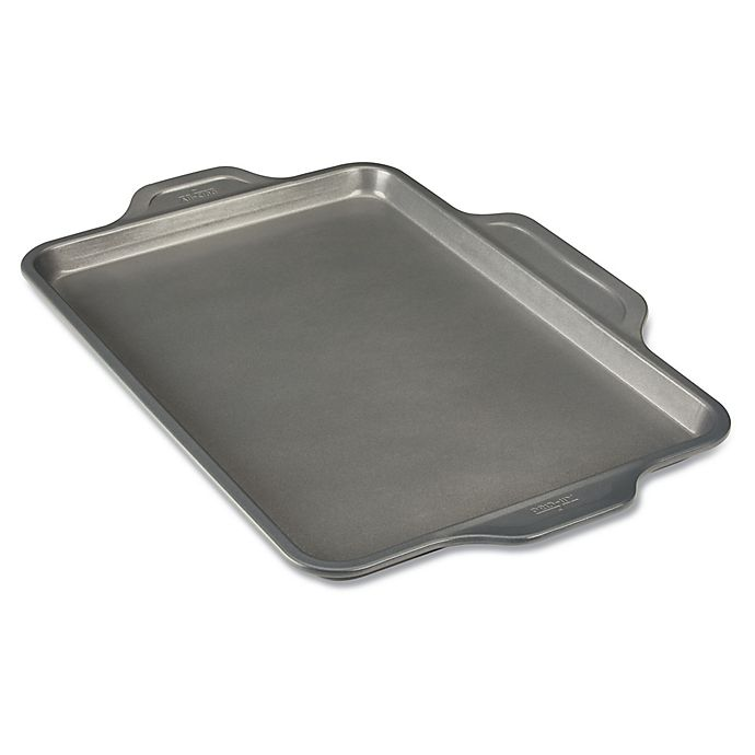 Alternate image 1 for All-Clad Pro-Release Bakeware Nonstick 11.5-Inch x 17-Inch Half Sheet Pan