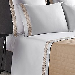 Frette At Home Puntini 280-Thread-Count Pillowcase