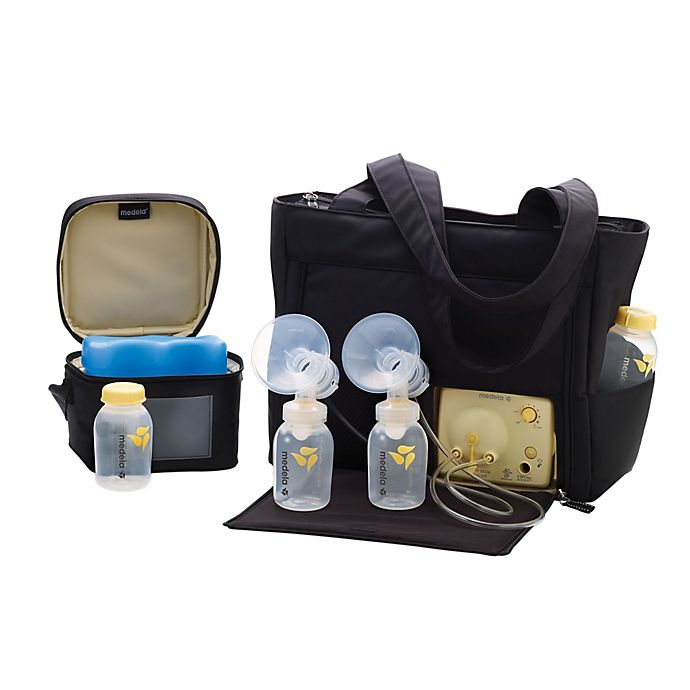 Alternate image 1 for Medela® Pump in Style® Advanced Double Electric Breast Pump with On-the-Go Tote