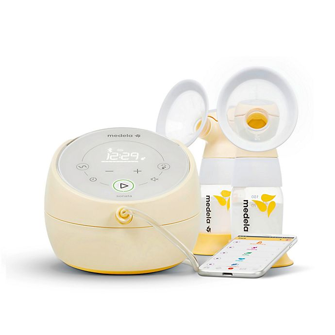 Alternate image 1 for Medela® Sonata® Smart Hospital Performance Breast Pump