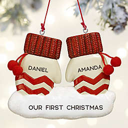 Perfect Pair© Personalized Ornament