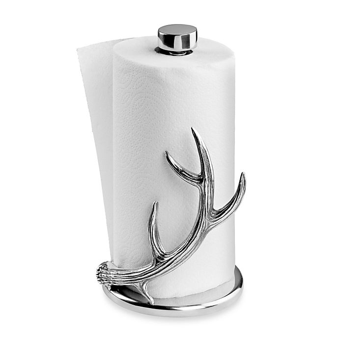 Alternate image 1 for Arthur Court Designs Antler Paper Towel Holder