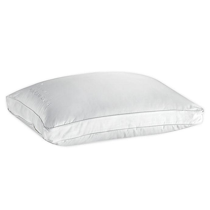 Alternate image 1 for Wamsutta® Dream Zone® Cotton Medium Support Side Sleeper Pillow
