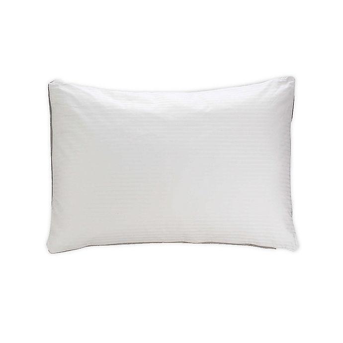 Alternate image 1 for Wamsutta® Indulgence Medium Support Side Sleeper Bed Pillow