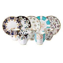 Royal Albert 100 Years 1900-1940 10-Piece Mug and Plate Set