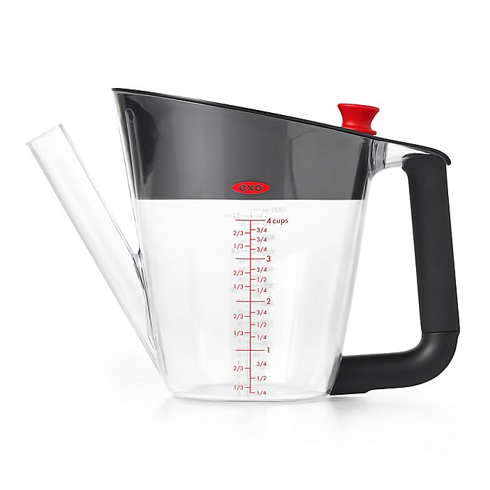 Alternate image 1 for OXO Good Grips® 4-Cup Fat Separator