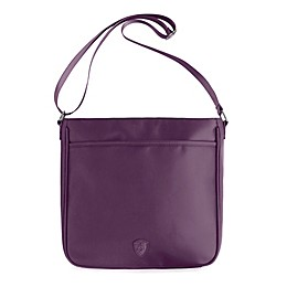 Heys® HiLite 11.5-Inch Dual Zip Crossbody Shoulder Bag