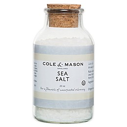 Cole & Mason 20 oz. Sea Salt Refill