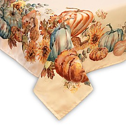 Laural Home Harvest Sun Table Linen Collection