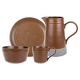 Bee & Willow™ Home Milbrook Dinnerware Collection in Spice