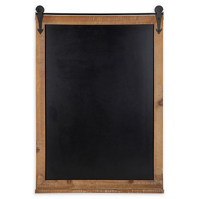 Alternate image 1 for Kate and Laurel™ Cates 21.5-Inch x 32-Inch Chalkboard