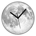 Kikkerland® Claire de Lune 13.5-Inch Moonlight Clock