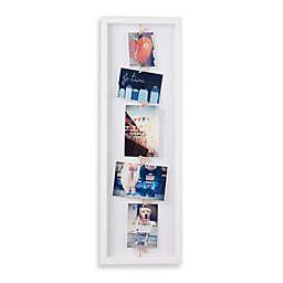 Umbra® Clothesline Flip Photo Display
