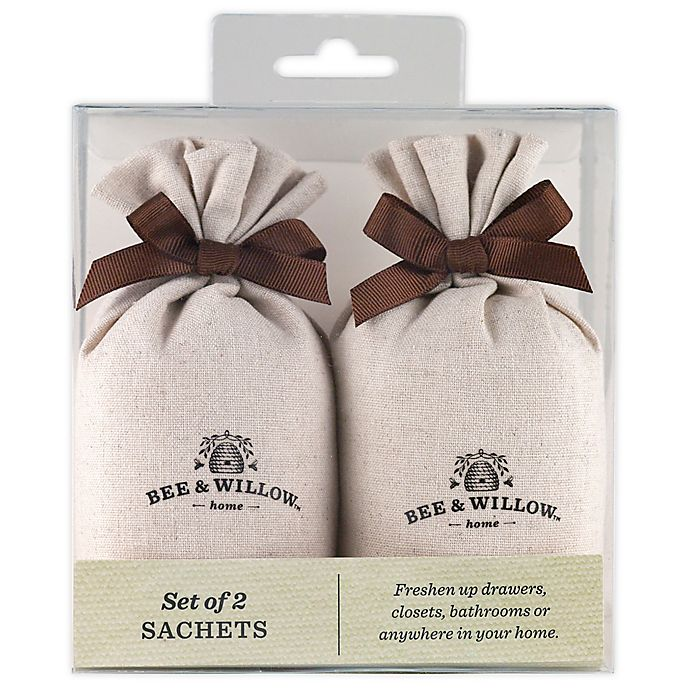Alternate image 1 for Bee & Willow™ Home Lavender Pillow Sachets (2 Pack)