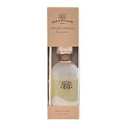 Bee & Willow™ Home Spiced Vanilla and Cream 2 oz. Aroma Diffuser