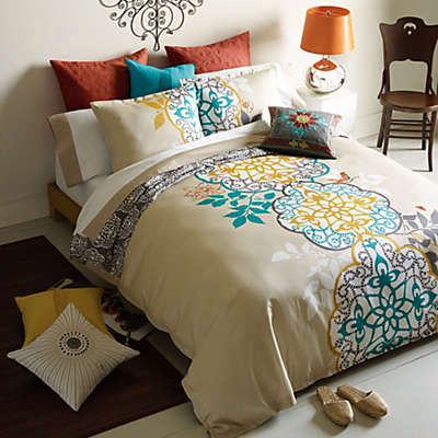 Blissliving® Home Shangri-La Reversible Duvet Set