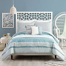 Jessica Simpson Bonnie 3-Piece Reversible Comforter Set