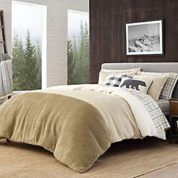 Eddie Bauer® Range Finder Duvet Cover Set in Bronze