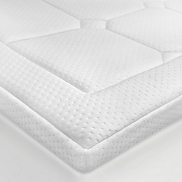 Euro Majestic 3-Inch Memory Foam Mattress Topper