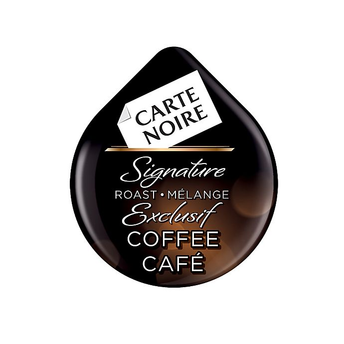 Alternate image 1 for Carte Noire 14-Count Signature Roast Coffee T DISCs for Tassimo™ Beverage System