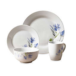Tabletops Unlimited® Wildflower Round Porcelain 16-Piece Set