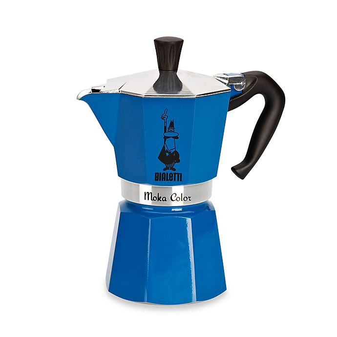 Alternate image 1 for Bialetti® Moka Express Stovetop Espresso 6-Cup Coffee Maker