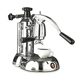 LaPavoni® Stradivari Europiccola 8-Cup Espresso/Cappuccino Maker in Chrome