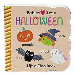 Cottage Door Press Halloween Lift-A-Flap Book by Rosa Vonfeder