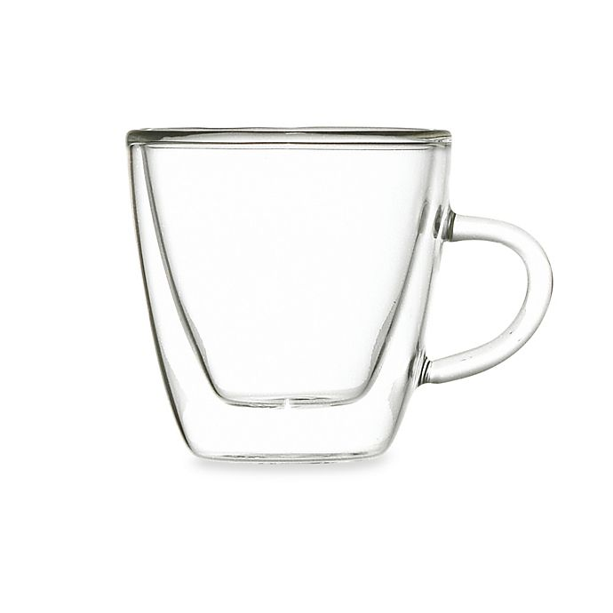 Alternate image 1 for Grosche Turin 4.75-Ounce Double Shot Espresso Cups (Set of 2)