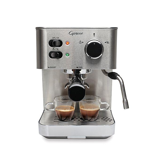 Alternate image 1 for Capresso® EC PRO Pump Espresso and Cappuccino Machine