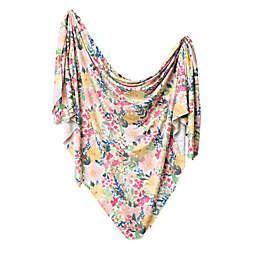 Copper Pearl™ Lark Knit Swaddle Blanket
