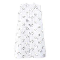 HALO® SleepSack® Muslin Wearable Blanket in Pink Elephant Crown
