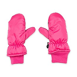 Nolan Originals Toddler Ski Mittens in Pink