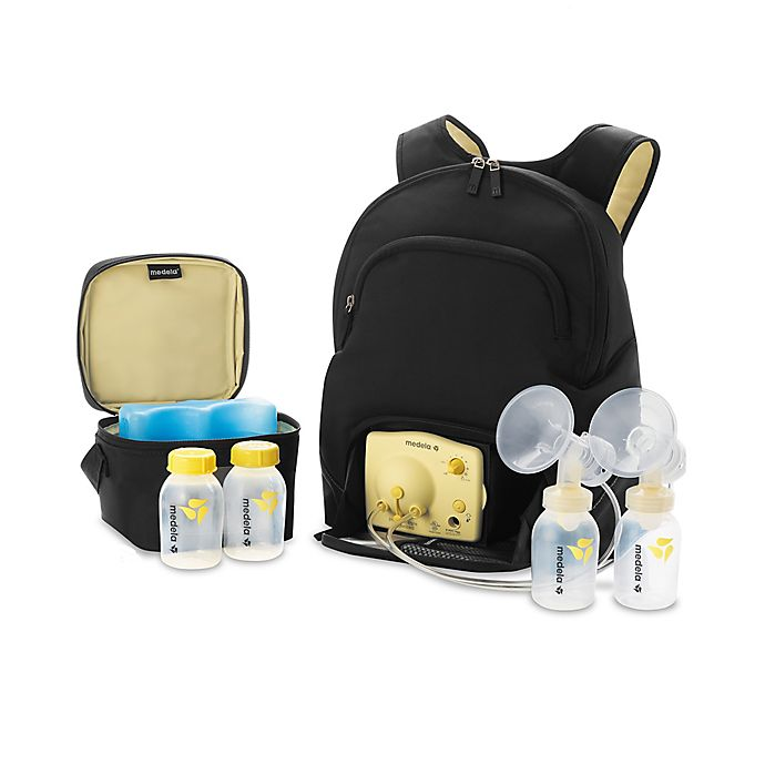Black Spectra Baby NEW Breast Pump /& Collection Kit Tote Bag