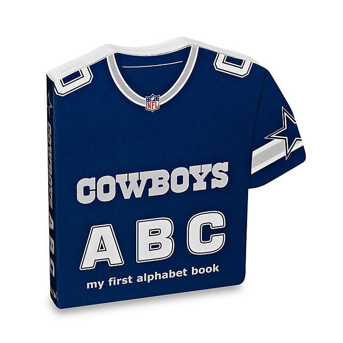 Alternate image 1 for NFL Dallas Cowboys ABC Board Book